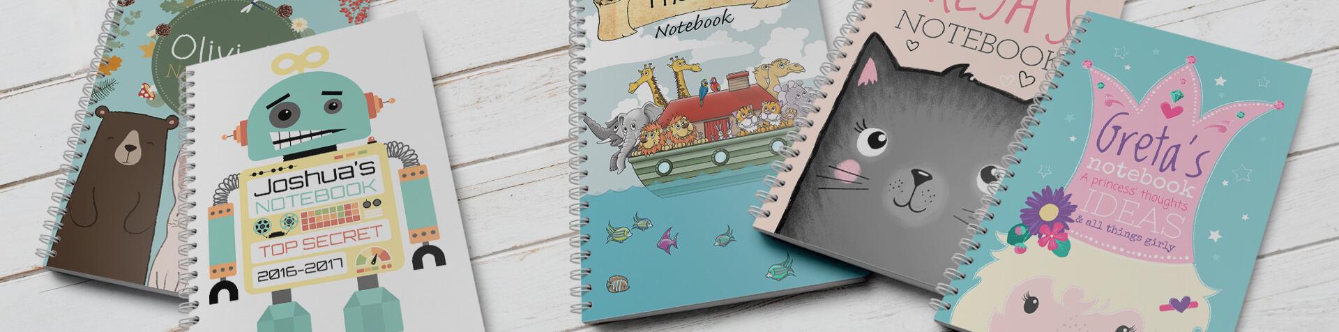 Children's Notebooks