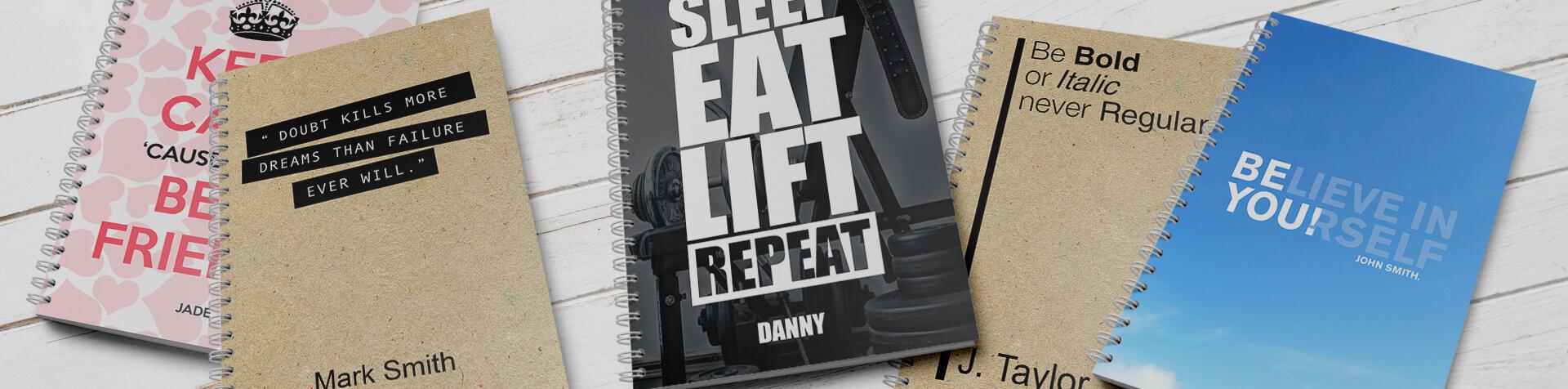 Motivational Notebooks
