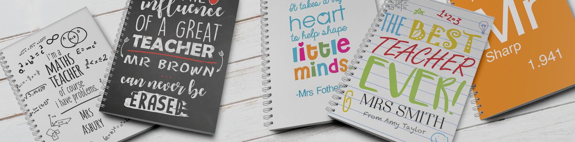 Teacher Notebooks