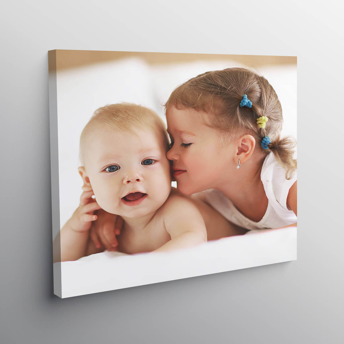 """Personalised 12x12"""" Photo Canvas"""