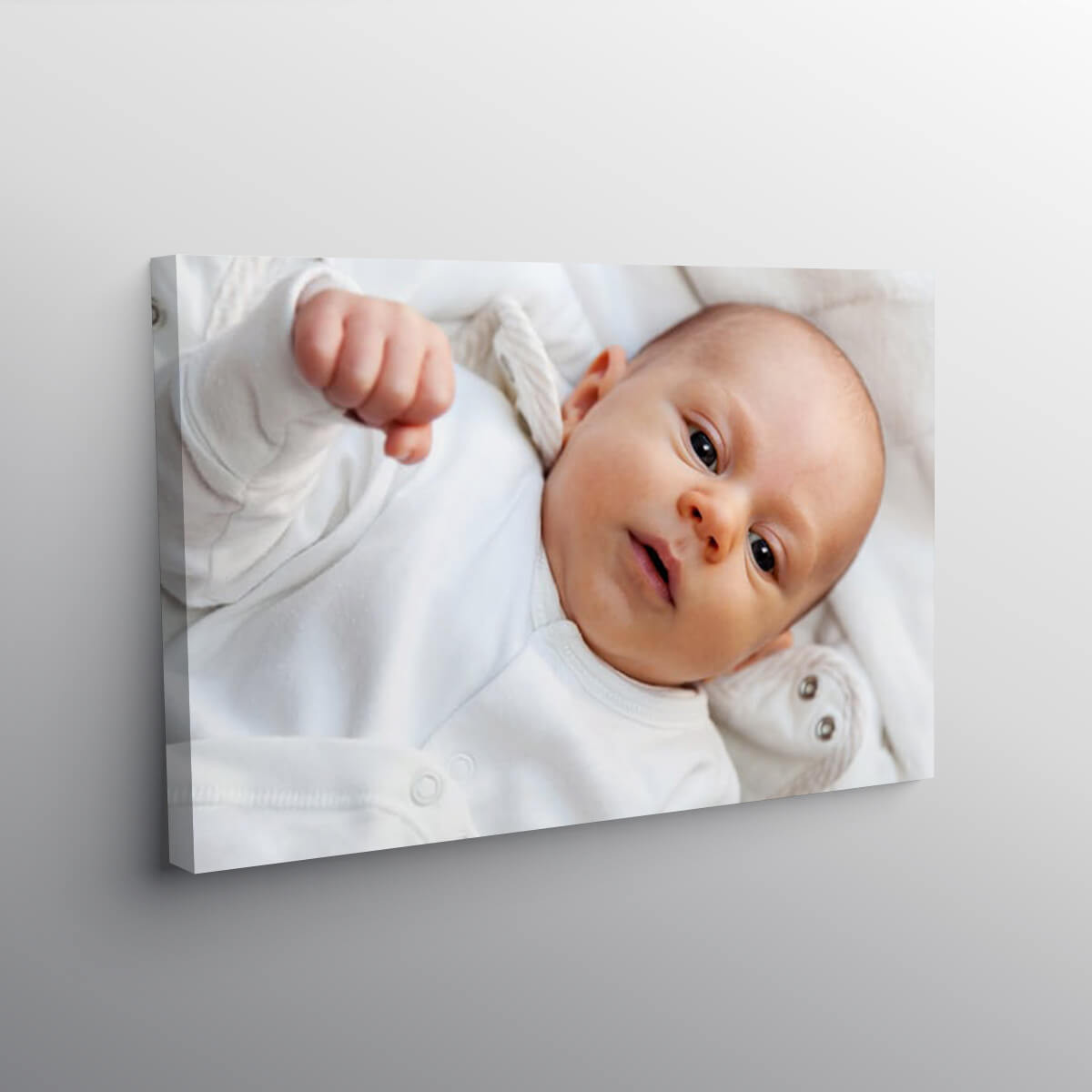 """personalised 16x24"""" photo Canvas"""