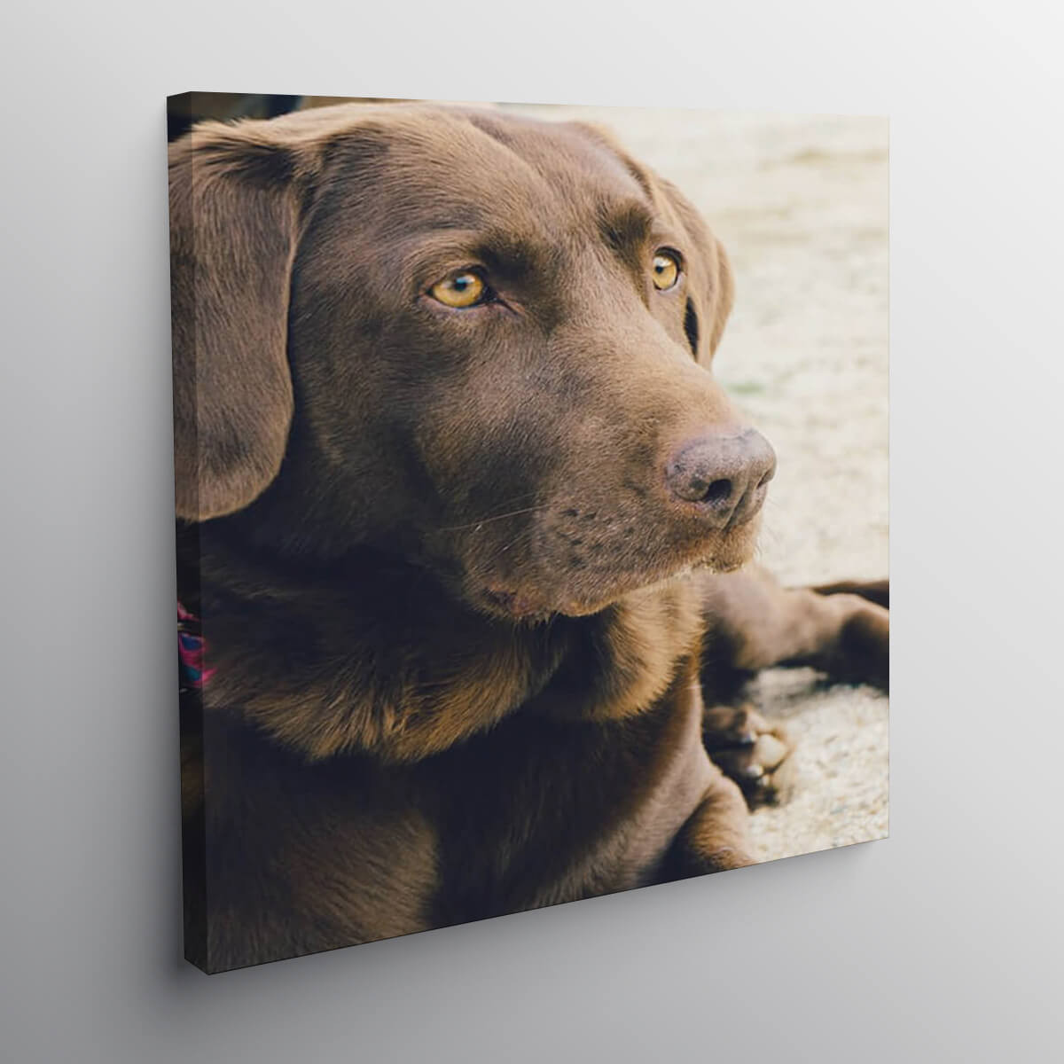 """Personalised 30x24"""" Photo Canvas"""