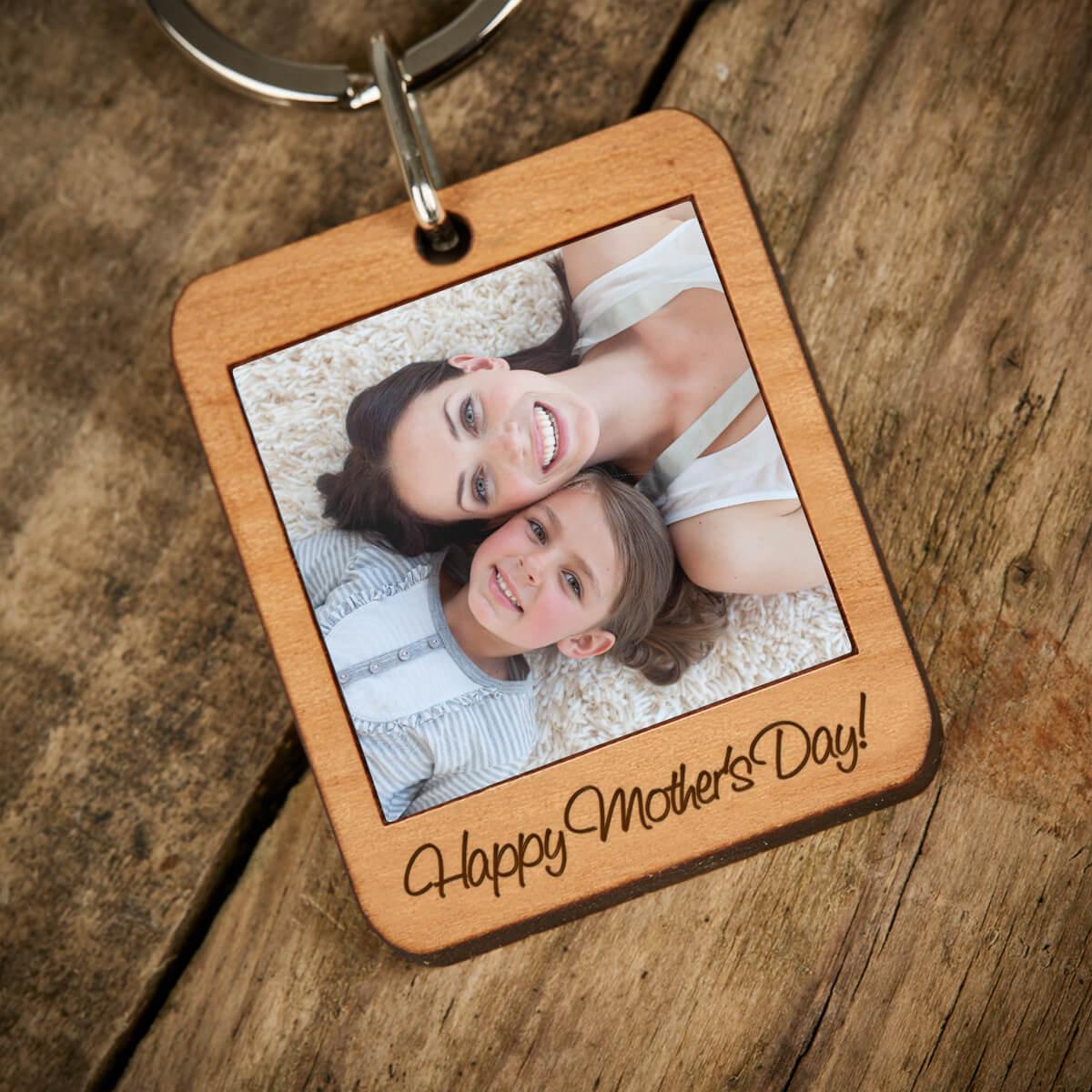 personalised Personalised Glass Photo Coaster