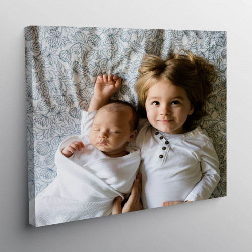 """Personalised 40x40"""" Photo Canvas"""
