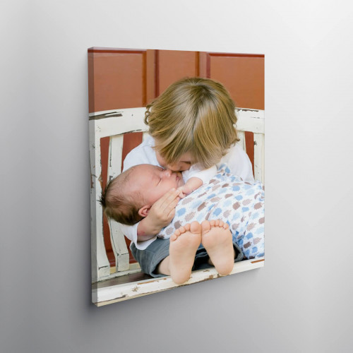 """Personalised 24x16"""" Photo Canvas"""