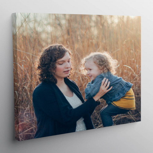 Personalised Photo 24x24 Canvas