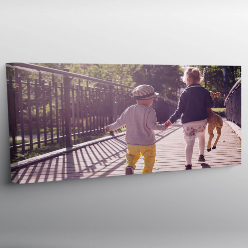 """personalised 24x48"""" Canvas"""