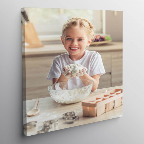 """Personalised 40x30"""" Photo Canvas"""