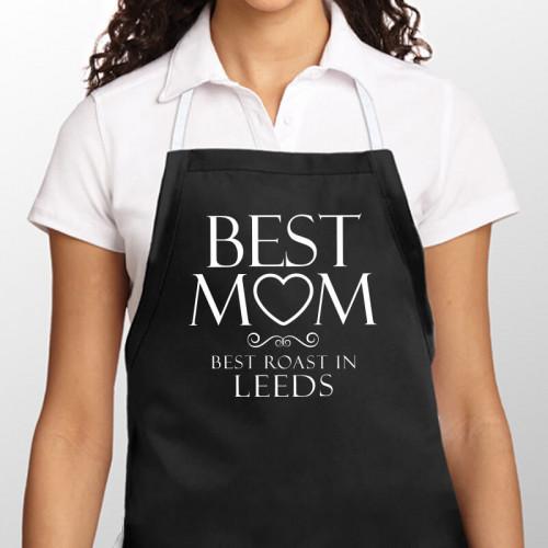 personalised Best Mum Apron