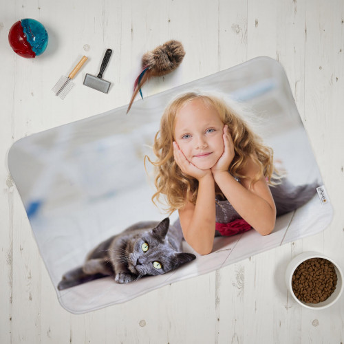 Pet Photo Blanket
