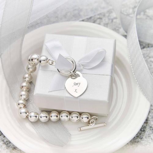 Personalised Messina Ball Bracelet 2