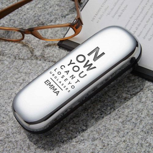 personalised lose your glasses case