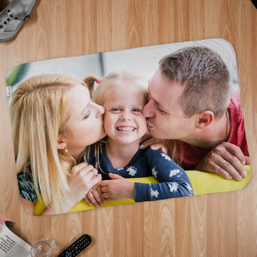 photo upload blanket