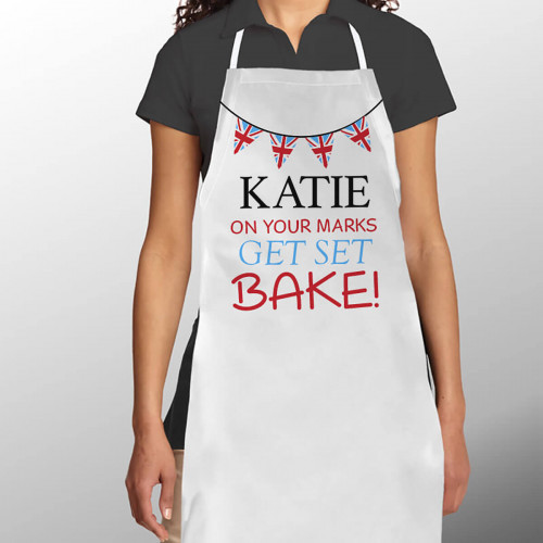 personalised World's Best Cook Apron