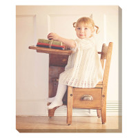 """Personalised 20x16"""" Photo Canvas"""