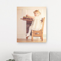 "Personalised 20x16"" Photo Canvas"