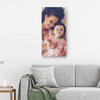 "Personalised 24x12"" Photo Canvas"