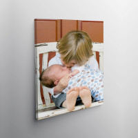 "Personalised 24x16"" Photo Canvas"