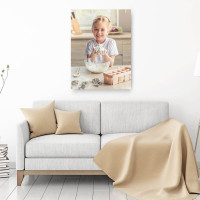 "Personalised 40x30"" Photo Canvas"