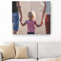 "Personalised 40x40"" Photo Canvas"