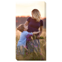 "Personalised 48x24"" Photo Canvas"