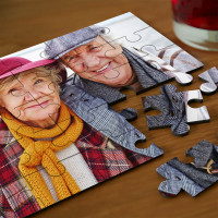 Personalised Photo Upload 30 Piece Jigsaw Puzzle