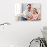 "Personalised 8x12"" Photo Canvas"