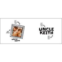 Personalised Awesome Uncle Photo Frame Durham Mug