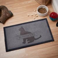 personalised Cat Doormat