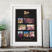 personalised Every Memory Wall Art