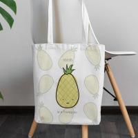 personalised fineapple tote bag