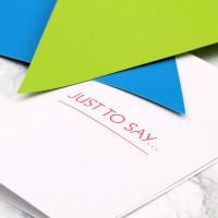 personalised Retro Sweets Letterbox Hamper