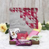 Personalised Girlie Letterbox Hamper