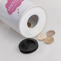 personalised Girls Dream Bubble Personalised Money Box