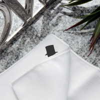 personalised Father of the Bride Pocket Square
