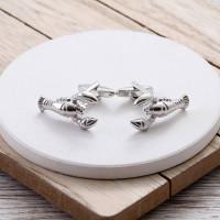 personalised lobster cufflinks