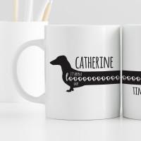 personalised long day mug