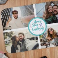Exploring Photo Collage Blanket