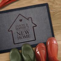 personalised New Home Doormat