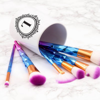 Personalised Makeup Brush Pot