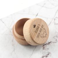 personalised Tooth Fairy Keepsake Box