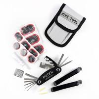 personalised Bike Repair Tool Kit