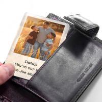 personalised Photographic Wallet Keepsake