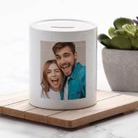 Personalised Photo Fund Money Box