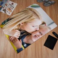 photo upload blanket