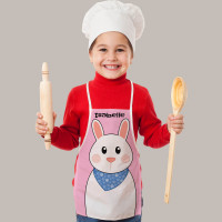 Personalised Rabbit Apron
