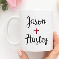 personalised perfect pair mug