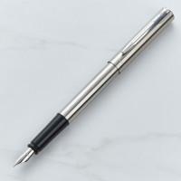 personalised Waterman Notebook & Pen Gift Set