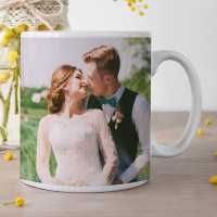 personalised Gallery Photo Durham Mug