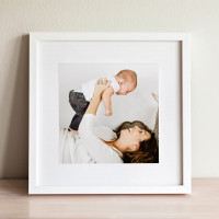 personalised Framed Photo Print